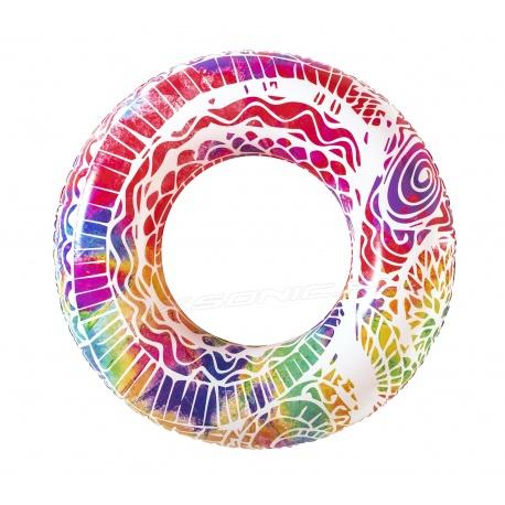 Kółko plażowe dla dzieci o średnicy 91 cm do pływania 2 kolory Bestway 36084