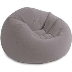 Fotel dmuchany do siedzenia lekki pufa dmuchana INTEX 68579 dla dorosłych