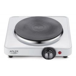 Elektryczna kuchenka jednopalnikowa Adler AD 6503 płyta 185mm moc 1500W