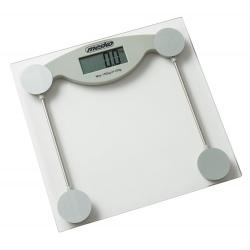Waga łazienkowa szklana Mesko MS 8137 zakres pomiarowy do 150kg
