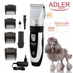 Strzyżarka dla zwierząt maszynka do strzyżenia dla psów Adler AD 2823