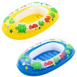 Pontonik dla dzieci plażowy do pływania 102 x 69 cm Bestway 34037