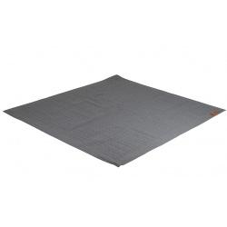 Koc piknikowy do namiotu 200 x 180cm ciepły i przyjemny w dotyku podłoga