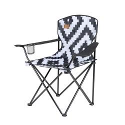 Krzesełko kempingowe turystyczne składane z Holandii Madison Bo-Camp