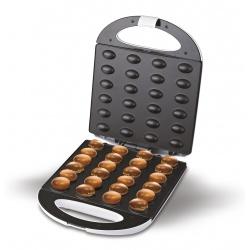 Opiekacz do wypiekania ciasteczek orzeszków 24 sztuki Adler AD 3039