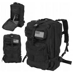 Plecak militarny XL taktyczny wojskowy survival 38L duży i pojemny