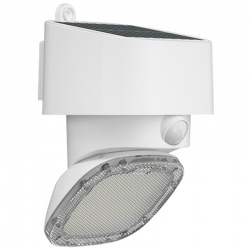 Kinkiet solarny lampa zewnętrzna ścienna LED Power Need z czujnikiem ruchu