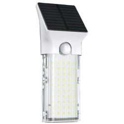 Solarna bakteriobójcza lampa UV 3w1 kinkiet latarka i neutralizacja wirusów