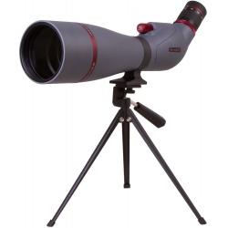 Luneta Levenhuk Blaze PLUS 90 z okularem i metalowym statywem powiększenie 25-75x
