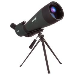 Luneta Levenhuk Blaze BASE 100 powiększenie 25-75 razy średnica soczewki obiektywowej 100 mm