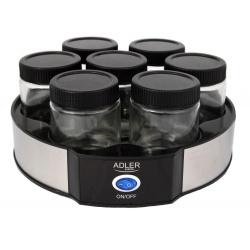 Jogurtownica Adler AD 4476 urządzenie do produkcji jogurtu