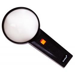 Lupa Levenhuk Zeno Handy ZH39 oświetlenie powiększenie 2/6x średnica 90/21 mm