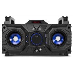 Boombox z akumulatorem i mikrofonem 100W MDJ95 Fenton odtwarzacz muzyki