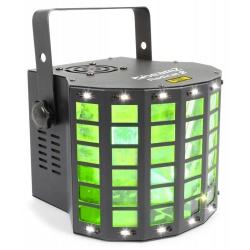 Efekt świetlny BeamZ Radical II derby + laser + stroboskop oświetlenie dyskotekowe