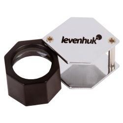 Lupa ręczna Levenhuk Zeno Gem ZM9 powiększenie 10x średnica 18 mm