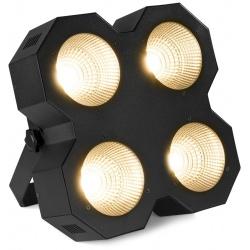 Reflektor sceniczny oświetlenie sceny Blinder 4X 50W LED 2w1 BeamZ SB400