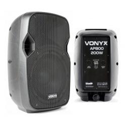 Kolumna pasywna AP800 Hi-End 200W Vonyx na statyw głośnik 8 cali