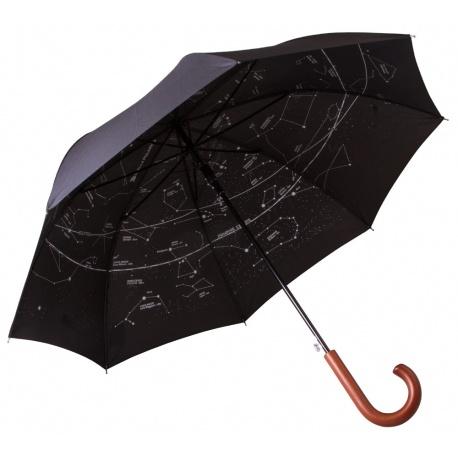 Levenhuk Star Sky Z10 parasol nieteleskopowy z nadrukowanym motywem astronomicznym