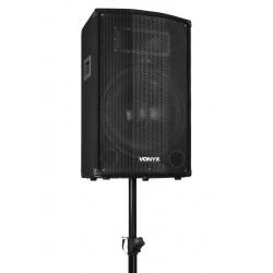 Kolumna aktywna 15'' BT MP3 800W Vonyx CVB15 głośniki dwudrożne SD BT