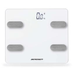 Elektroniczna waga łazienkowa 180kg szklana z Bluetooth pełna integracja z darmową aplikacją AIFIT