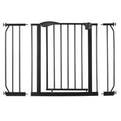 Bramka zabezpieczająca Ricokids brama bezpieczeństwa do futryny na schody i drzwi od 75 do 115 cm