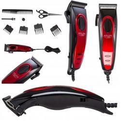 Maszynka do strzyżenia włosów brody zestaw Adler AD 2825 strzyżarka do salonów