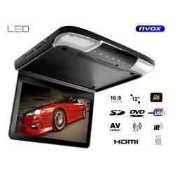 Monitor podwieszany 11,6 cala podsufitowy samochodowy odtwarzacz płyt DVD