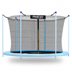Siatka wewnętrzna do trampoliny ogrodowej 252 cm 8FT PRO