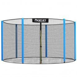 Siatka zewnętrzna do trampoliny ogrodowej 374 cm 12FT NEO