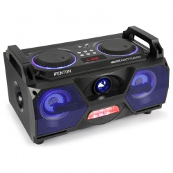 Odtwarzacz imprezowy muzy ze smartfona MP3 USB Bluetooth boombox Party Station