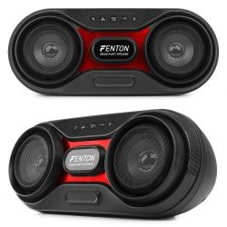Przenośny głośnik Bluetooth Fenton SBS80 moc 80W zestaw głośnomówiący