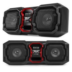 Przenośny głośnik Bluetooth Fenton SBS82 moc 80W zestaw głośnomówiący