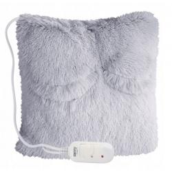 Poduszka grzejąca elektryczna szara Camry CR 7428 miękka i przyjemna