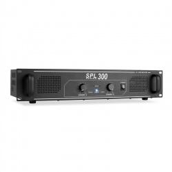 Końcówka mocy wzmacniacz SPL 300 Skytec 2x150W 19' RACK