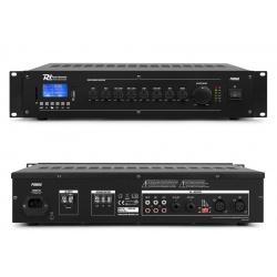 Wzmacniacz instalacyjny z mikserem 100V Bluetooth 60W Power Dynamics PRM60