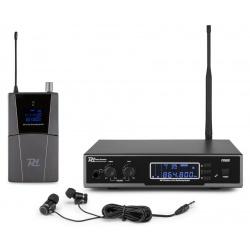 Douszny system Team Speak nasłuch odsłuchowy UHF PD800 In Ear Monitoring