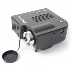 Projektor multimedialny rzutnik LED Skytronic Entertainment VGA HDMI VGA USB SD