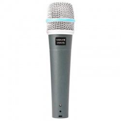 Mikrofon wokalowy dynamiczny doręczny Vonyx DM57A kabel 5m wtyczki XLR-Jack