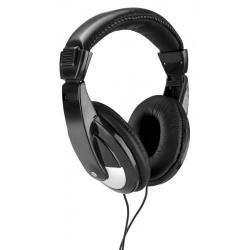 Słuchawki dla DJ'a nauszne Skytec SH120 jack 3,5 oraz 6,3mm skórzane