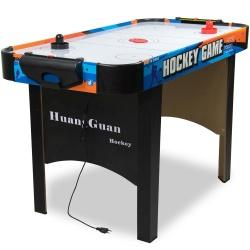 Cymbergaj stół do gry w hokeja z nadmuchem Air Flow 121,5 x 61 x 74,5 cm