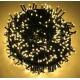 Lampki choinkowe 100 LED dekoracyjne na choinkę na 31V zewnętrzne 8 programów