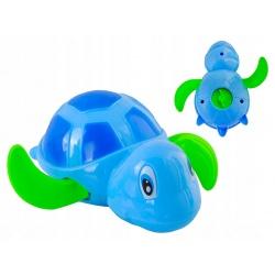 Żółw nakręcany do kąpieli wanny basenu pływający zabawka dla dzieci
