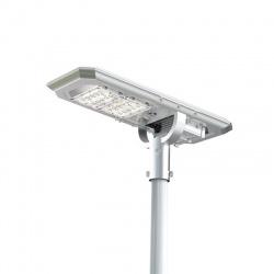Solarna lampa uliczna LED ATLAS moc 2000 lm 25.8 W Power Need SSL32