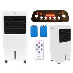 Klimator przenośny na kółkach 3w1 klimatyzator wodny chłodzenie nawilżanie nawiew