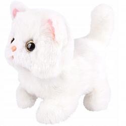 Kotek interaktywny kot chodzi miałczy rusza ogonem FUTERKO