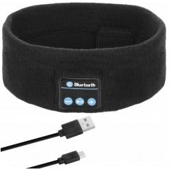 Sportowa opaska do biegania z wbudowanym Bluetooth i mikrofonem