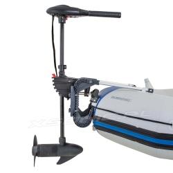 Silnik elektryczny do pontonów dmuchanych INTEX 68631 przód tył