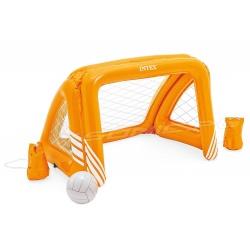 Dmuchana bramka do gry w piłkę nożną i wodną 140 x 89 x 81 cm INTEX 58507