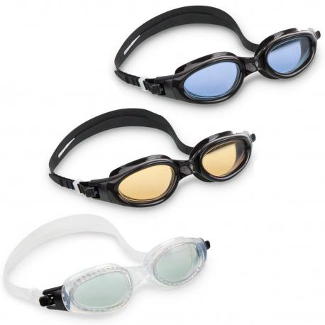 Okulary do pływania dla dorosłych i dzieci od 14 lat Anti Fog INTEX 55692