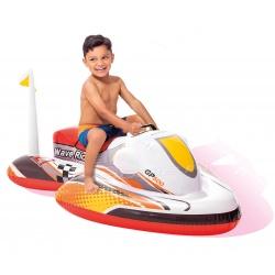 Dmuchany skuter zabawka do pływania 117 x 77 cm INTEX 57520 dla dzieci
